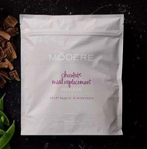 モデーアのチョコレートミールリプレイスメント