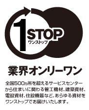 渡辺パイプのワンストップサービスロゴ