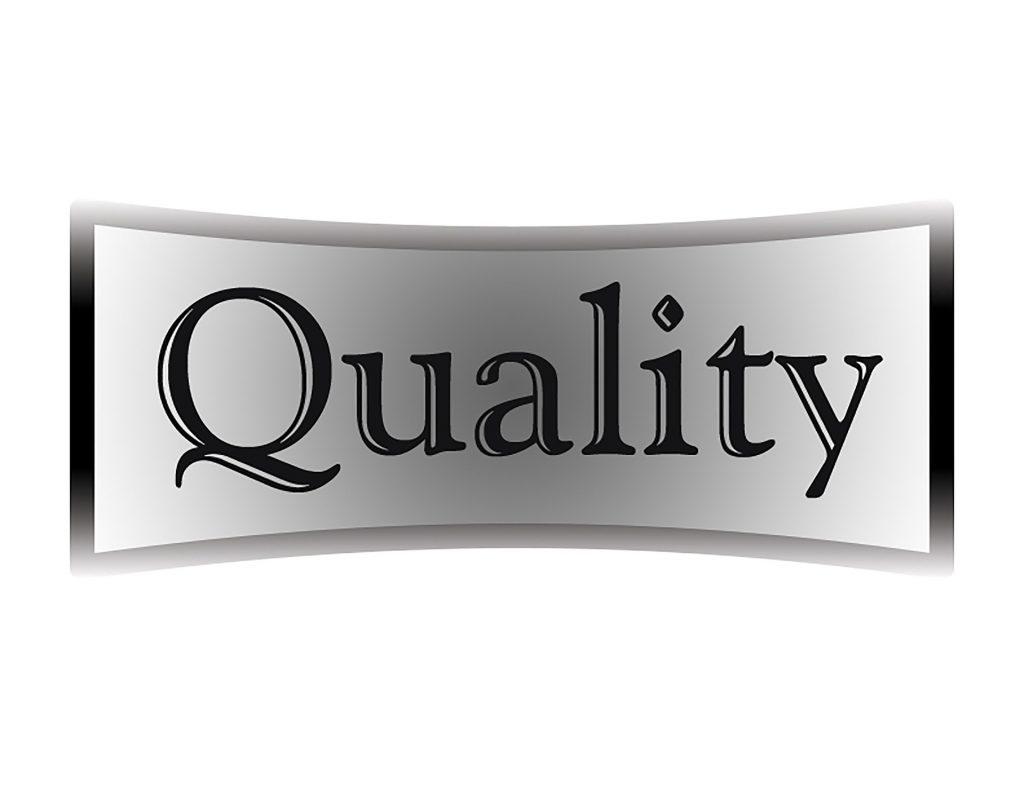 品質保証のマーク