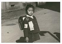 幼少期の中川郁子
